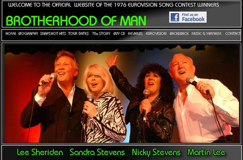 Offizielle Webseite von Brotherhood of Men