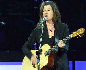Amy Grant, eine Protagonistin der christlichen Musik-Szene