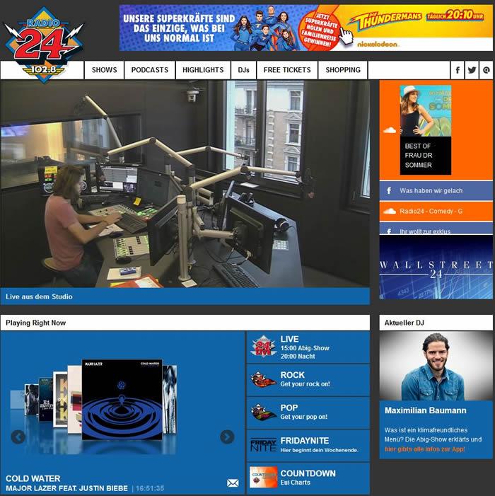 Radio 24, Zürich