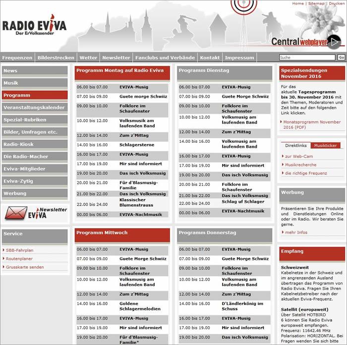 Radio Eviva Volksmusik