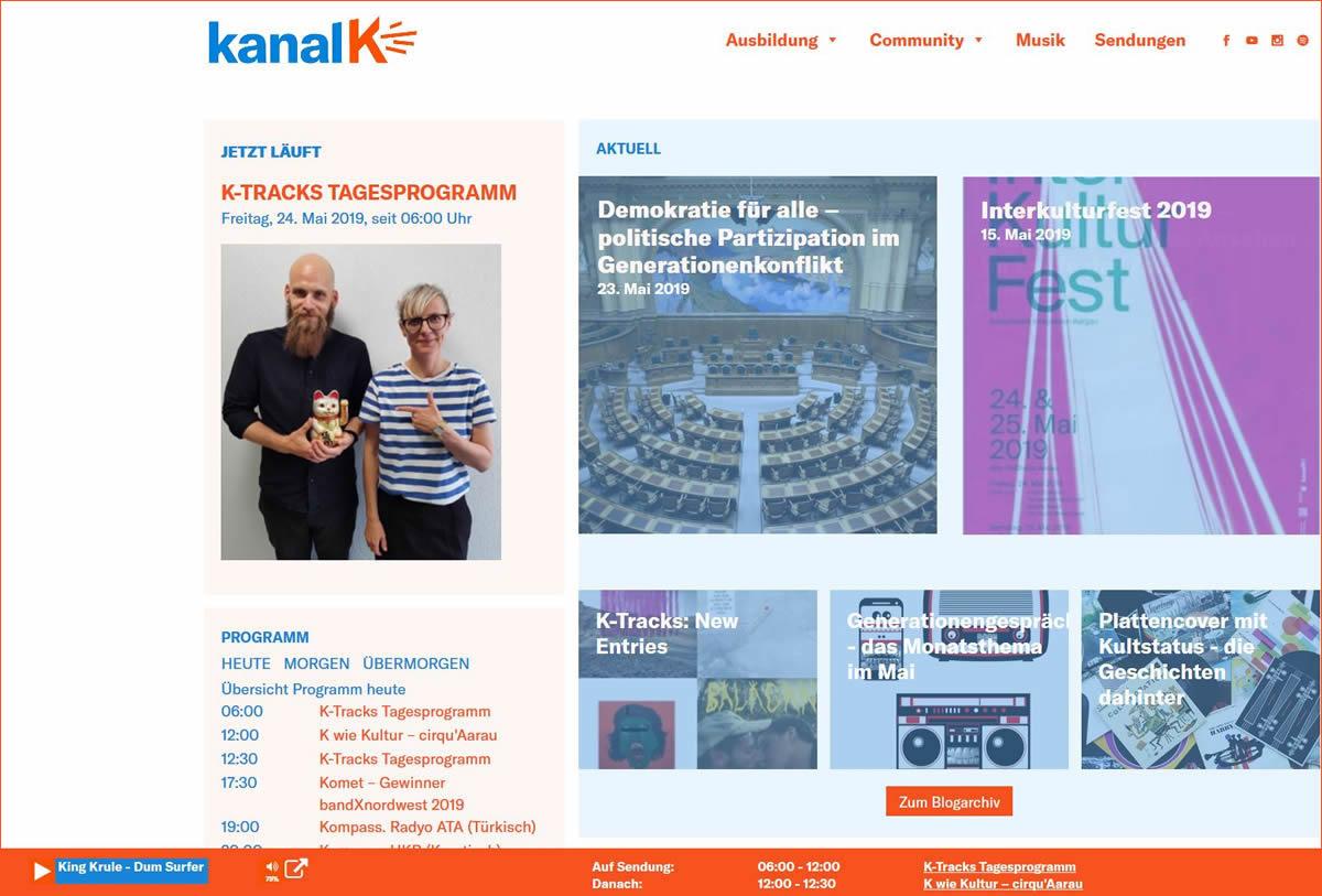 Radio KanalK, Aargau